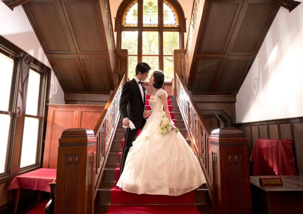 神戸の結婚式会場「神戸迎賓館 旧西尾邸」神戸の結婚式会場「神戸迎賓館 旧西尾邸」