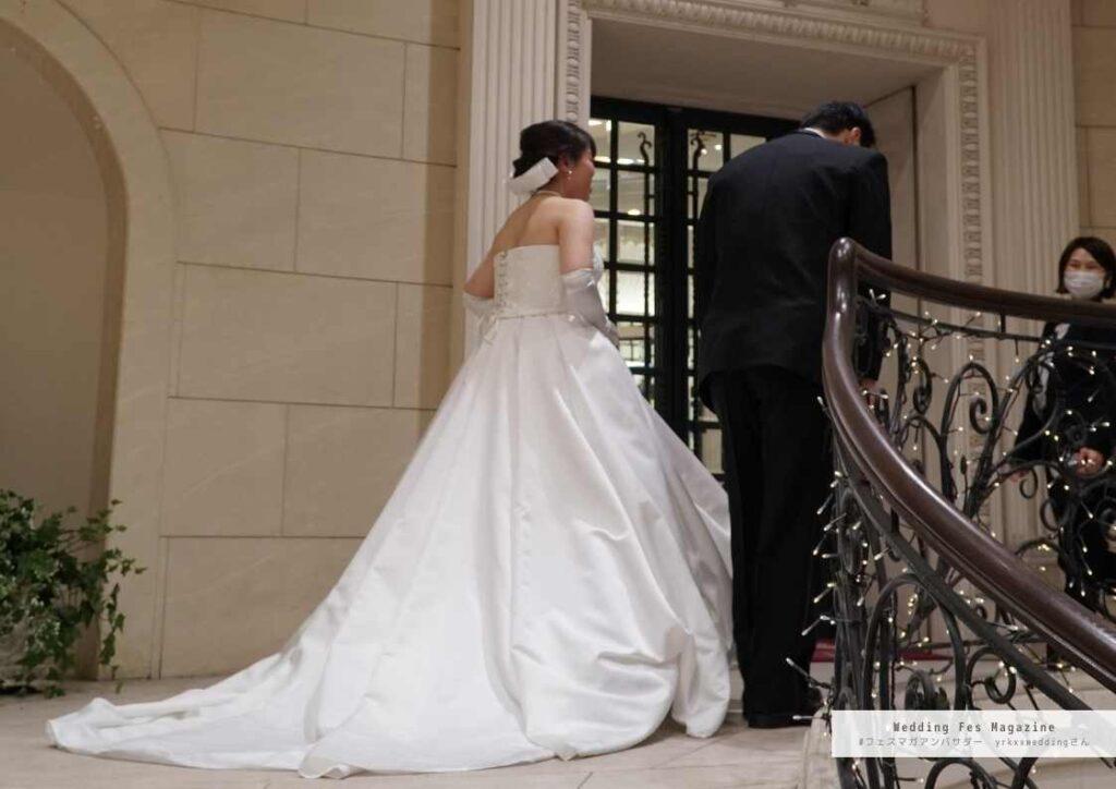 カサデアンジェラ馬車道でふたりだけの結婚式をした@yrkxxweddingさんが語るお悩み解決