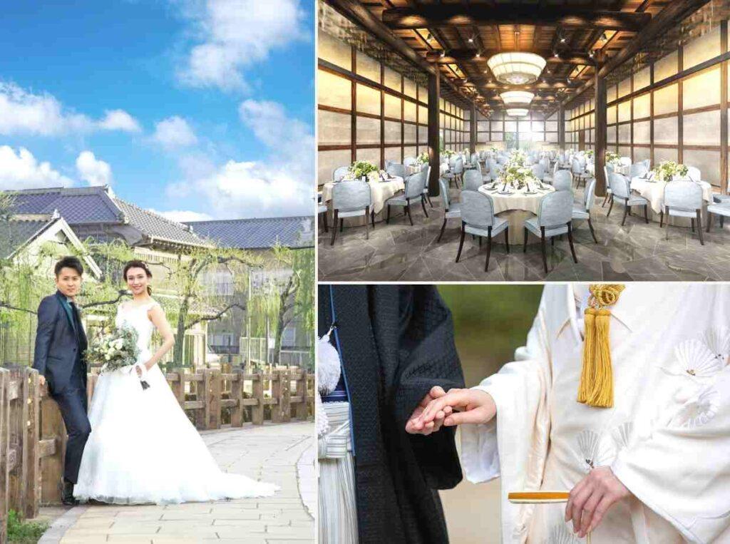 香取市佐原で和装の結婚式をするなら「佐原商家町ホテルNIPPONIA」