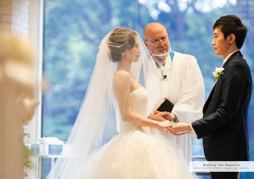ホテルニューオータニ東京で2020年11月に結婚式を挙げた花嫁さんの結婚式場探しレポート
