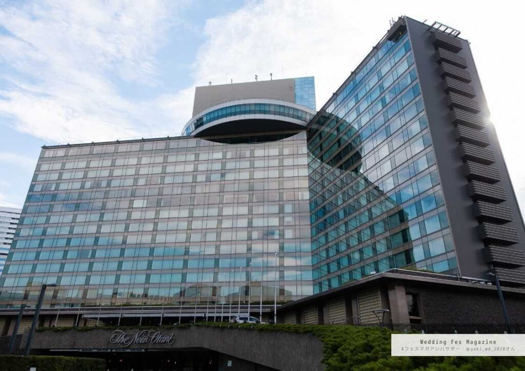 @yuki_wd_2020さんが見学・決定された「ホテルニューオータニ(東京)」の外観