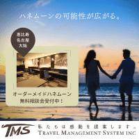 ハネムーン・新婚旅行専門のTMS公式ホームページはこちら