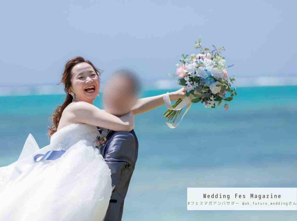 沖縄で国内リゾートウエディング アクアグレイス・チャペルの結婚式準備でのこだわり