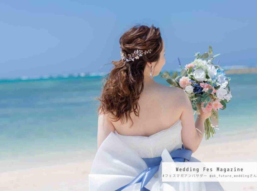沖縄で国内リゾートウエディング 情報収集