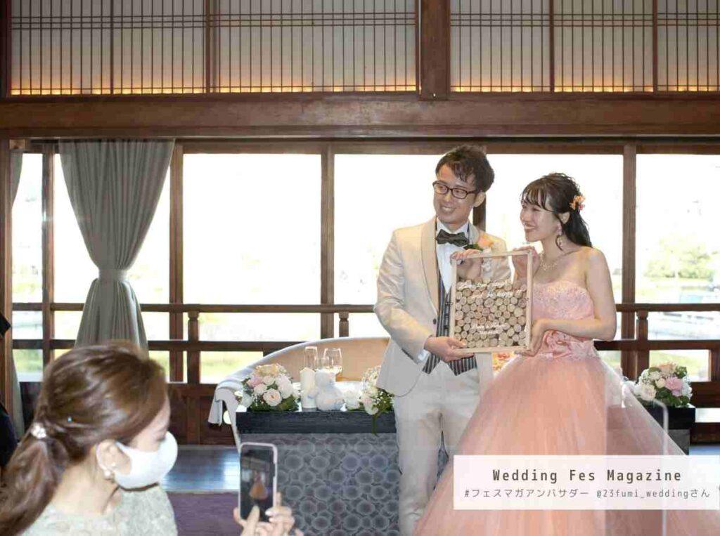 ゲスト参加型の結婚式!おすすめ演出3選|プレ花嫁さんに一言